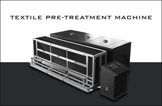 TEXTILE PRE-TREATMENT MACHINE