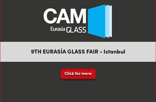 9TH EURASIA GLASS FAIR - ISTANBUL