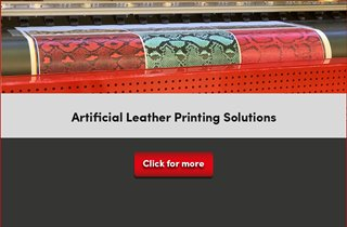 Artificial Leather Printing Solutions